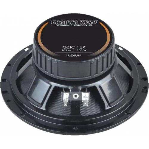 2-компонентная акустика Ground Zero GZIC 16X