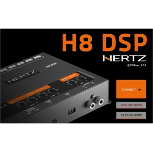 Аудиопроцессор Hertz H8 DSP