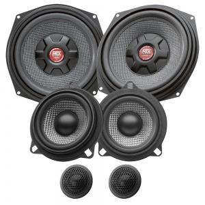 3-компонентная акустика MTX TX6.BMW