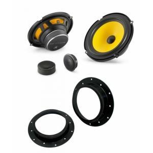 2-компонентная акустика JL Audio C1-650