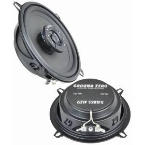 2-полосная коаксиальная акустика Ground Zero GZIF 6501FX