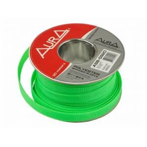 Кожух для кабеля полиэстеровый AurA ASB-920 GREEN
