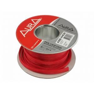 Кожух для кабеля полиэстеровый AurA ASB-408 RED