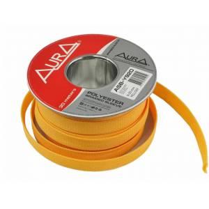 Кожух для кабеля полиэстеровый AurA ASB-920 YELLOW