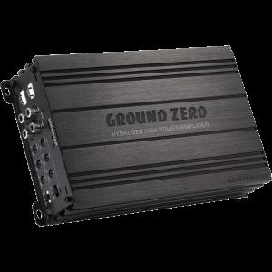 4-канальный усилитель Ground Zero GZHA Mini Four