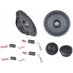 2-компонентная акустика Ground Zero GZIC 650FX