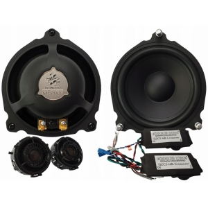 2-компонентная акустика Ground Zero GZCS 100MB