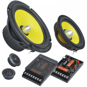 3-компонентная акустика Ground Zero GZTC 165.3