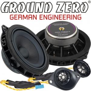 2-компонентная акустика Ground Zero GZCS 100BMW-A