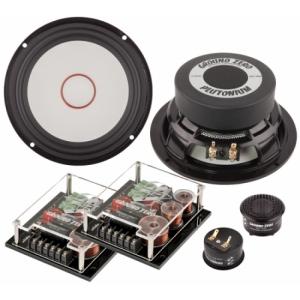 2-компонентная акустика Ground Zero GZPC 165SQ