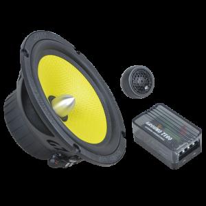 2-компонентная акустика Ground Zero GZTC 165.2X