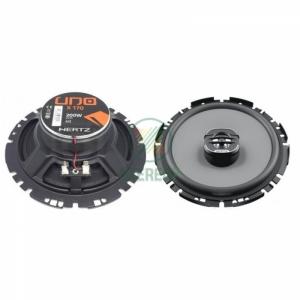 2-полосная коаксиальная акустика Hertz Uno X 170