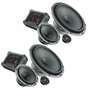3-компонентная акустика Hertz MPK 163.3 Pro