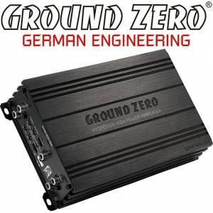Моноусилитель Ground Zero GZHA Mini One